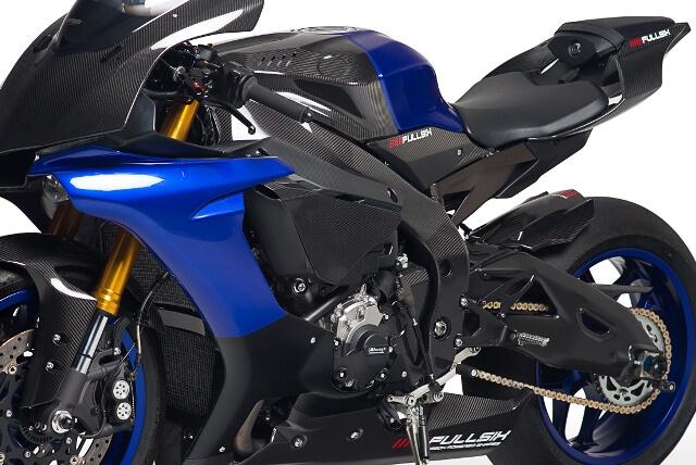 YOUFUDE YZF-R6 Motorrad Verkleidung Der R/ücksitzverkleidung ABS Soziusabdeckung Sitzkappe Verkleidung Heckabdeckung Passend F/ür Y/&Amaha YZF R6 2017 2018 Motorrad Ersatzzubeh/ör