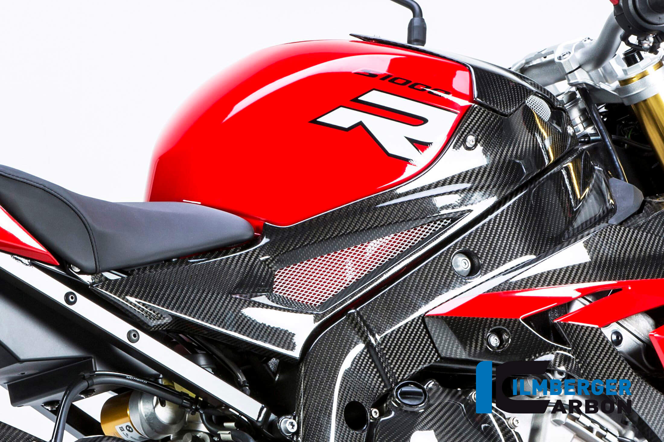 ILMBERGER CARBON- S1000R 2014-2016