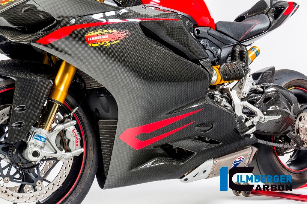 ILMBERGER CARBON - RACING 1299 | 1299S