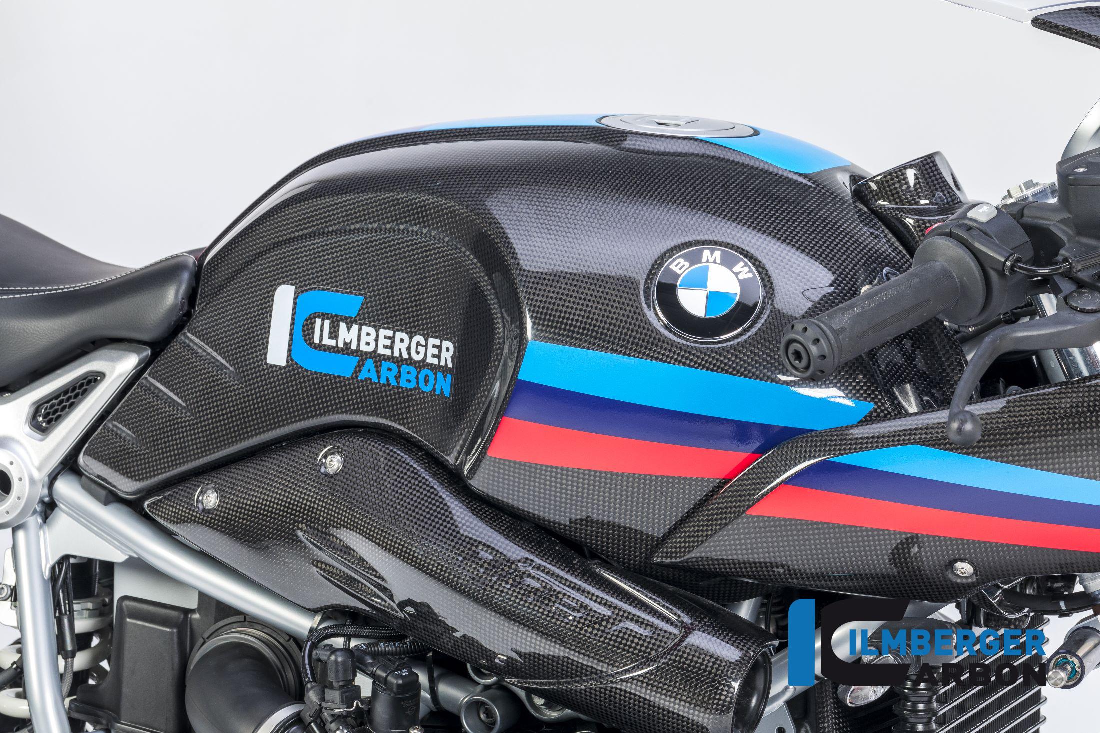 ILMBERGER CARBON - R NINE T RACER   2017-